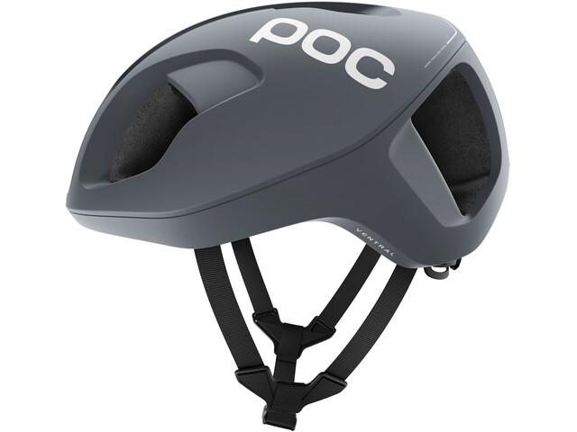 POC Ventral Spin Helmet oxolane grey matt